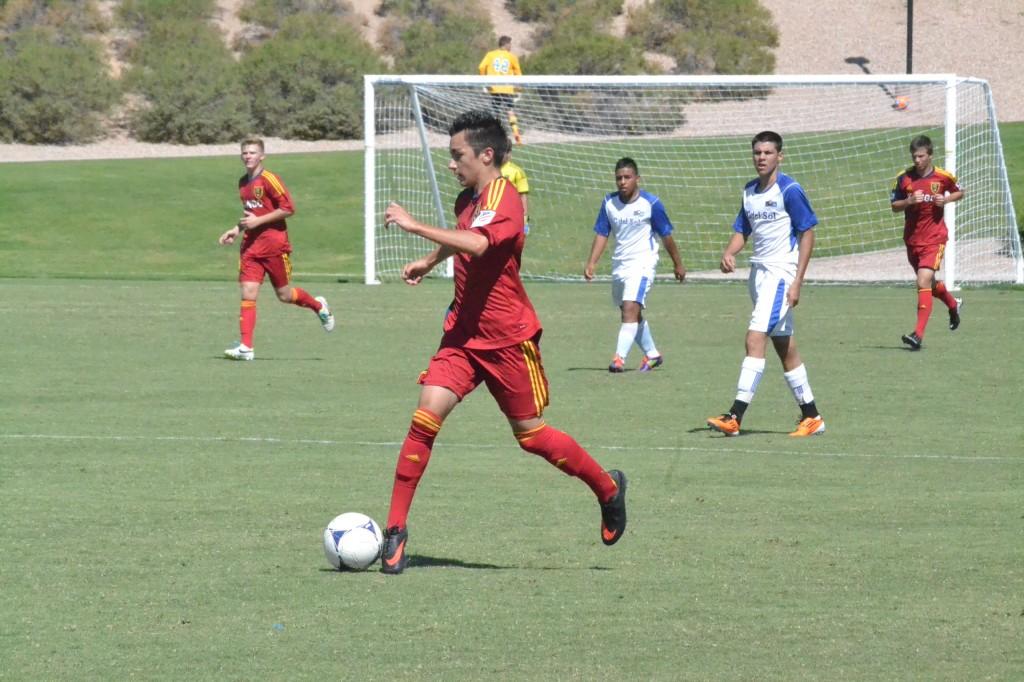 Grande Sports Academy - Real Salt Lake Elite - Robby Orona (2)