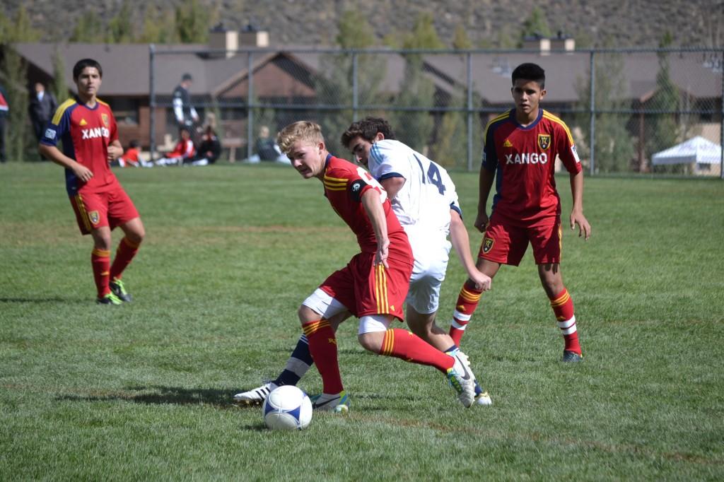 Grande Sports Academy - Real Salt Lake U-16 Elite  - Duncan Storey (3)