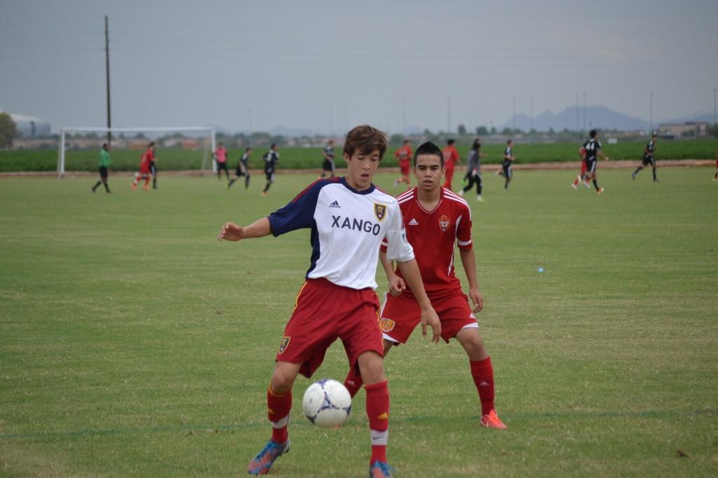 RSL U-16 Elite - Tuzos Challenge - Aaron Herrera