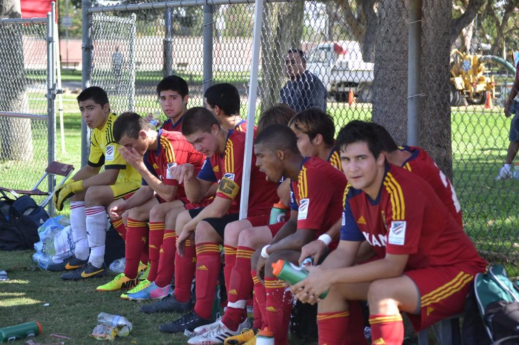 Grande Sports Academy - Real Salt Lake U-18 Academy - (2)
