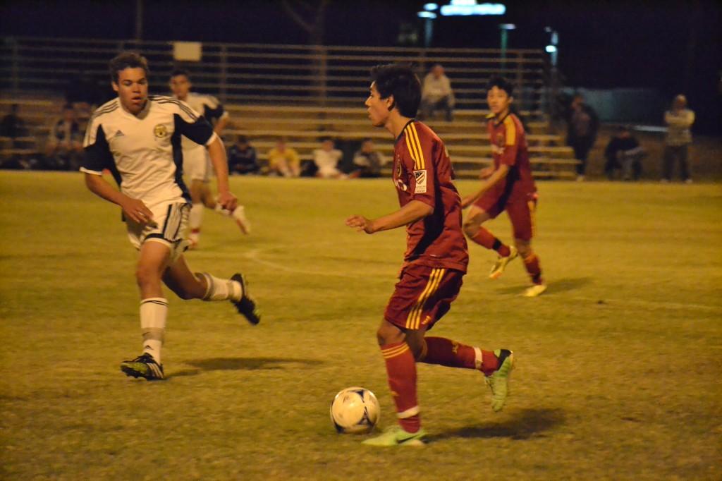 Grande Sports Academy  - RSL U-18 Elite - Danny Moreno (2)