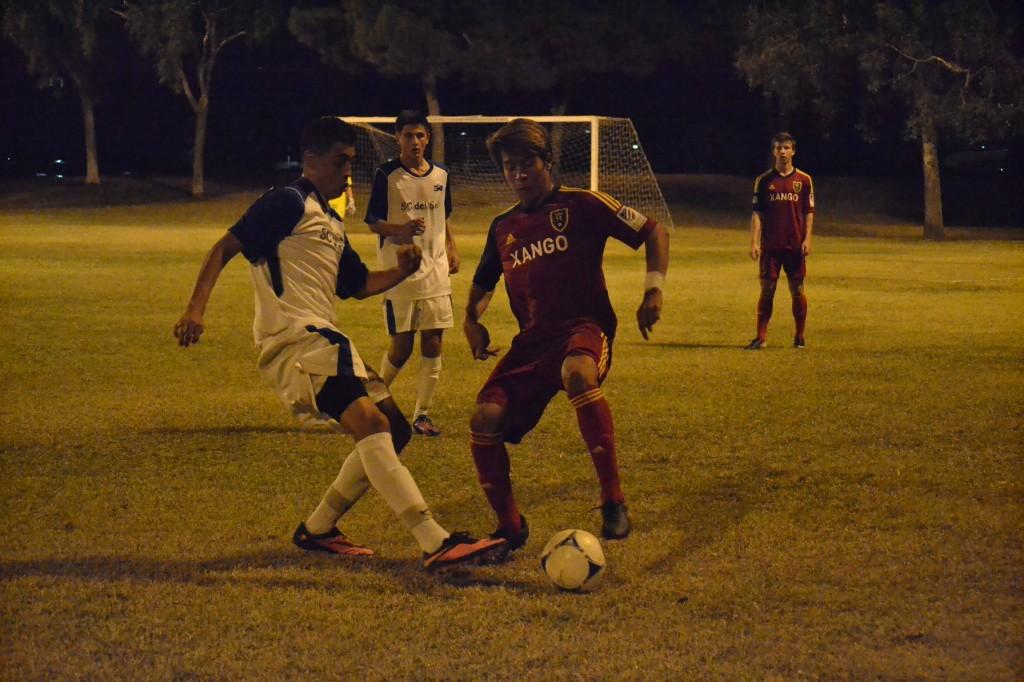 Grande Sports Academy - Real Salt Lake U-16 Elite - G.Cleverly - Javi Avelar