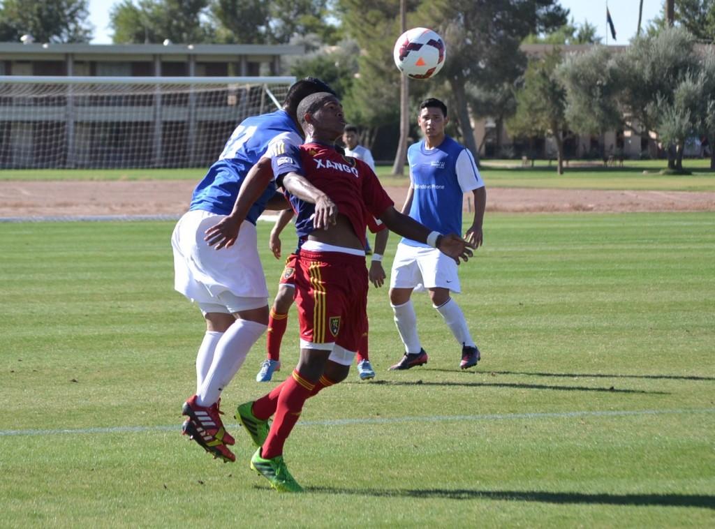 Grande Sports Academy - Real Salt Lake U-18 - G.Cleverly - Niki Jackson