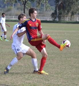 Grande Sports Academy - Real Salt Lake vs San Diego Surf U-16 - Josh Doughty (2)