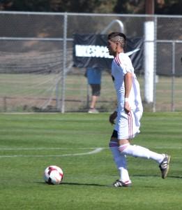 Grande Sports Academy - Real Salt Lake vs. Nomads SC U-18 - Eric Carbajal