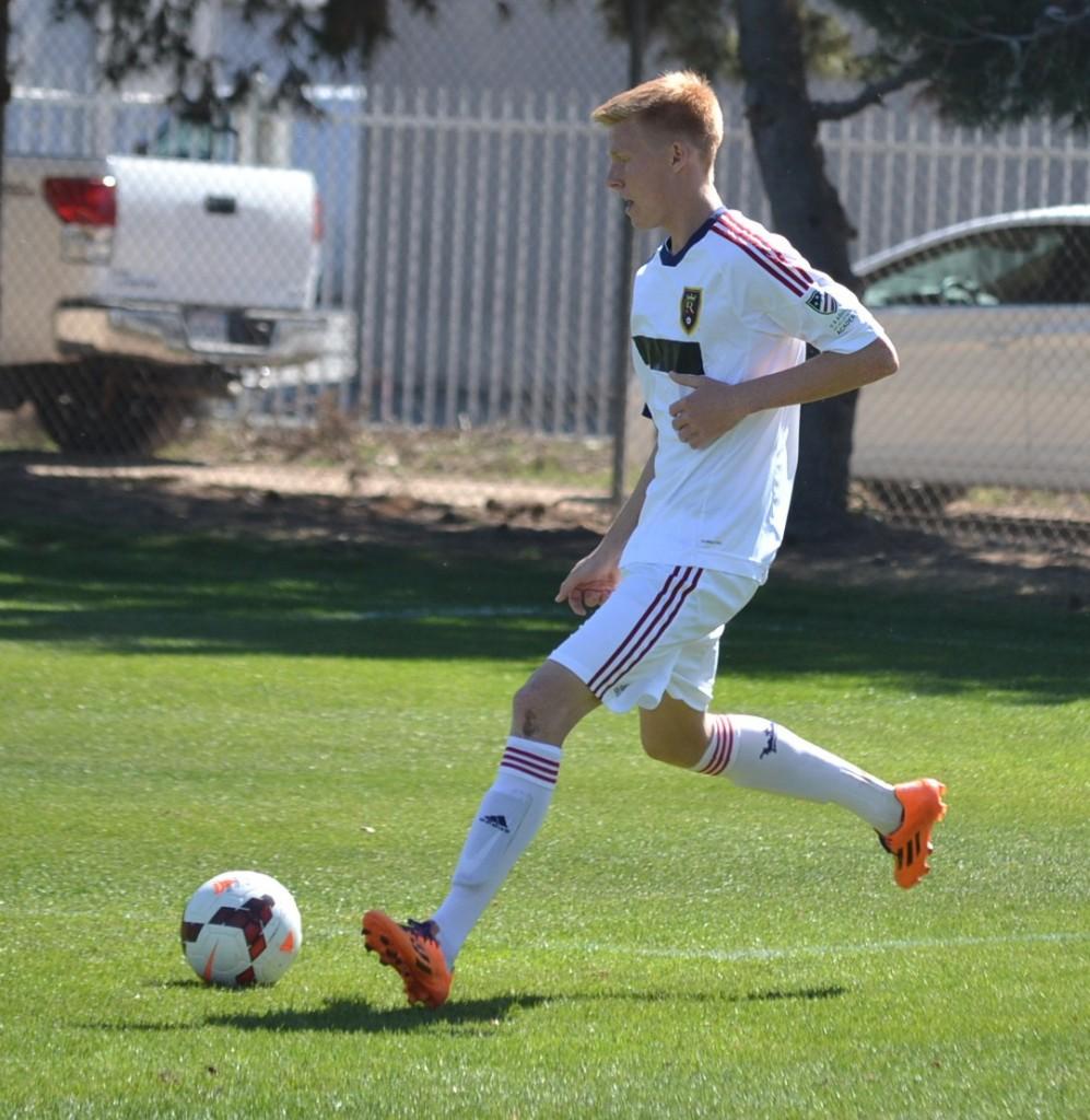 Grande Sports Academy - Real Salt Lake vs. Nomads SC U-18 - Justen Glad
