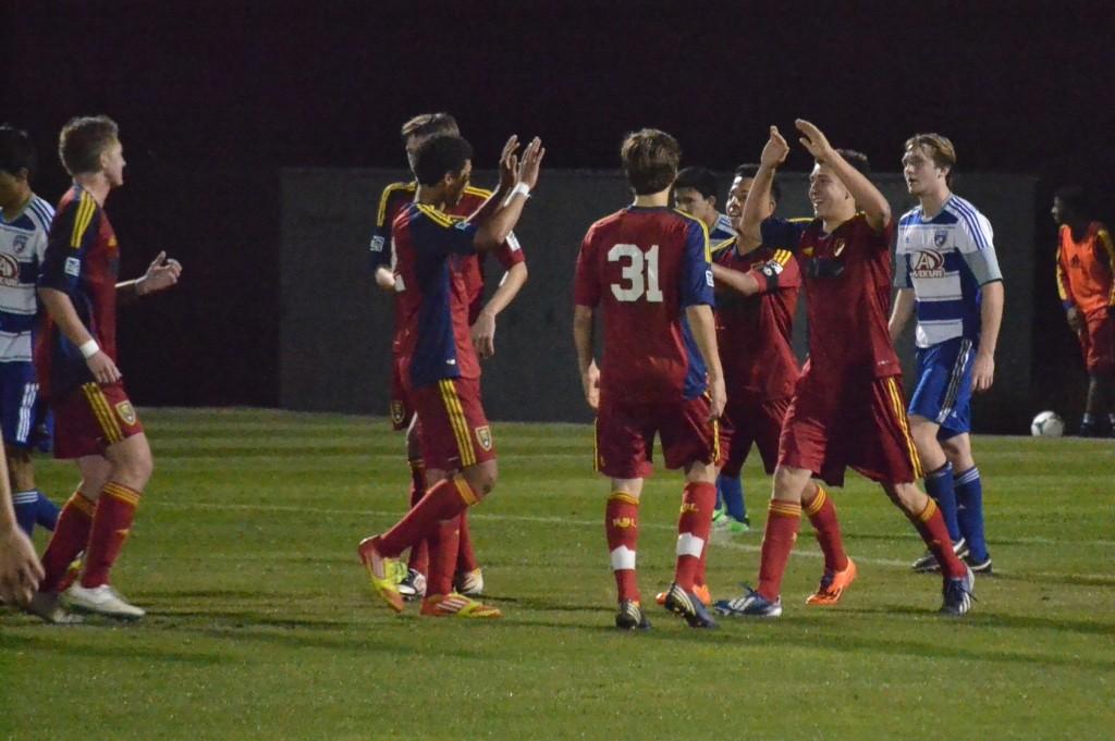 Real Salt Lake U-17 Academy vs. FC Dallas U-17 Academy - Generation Adidas Cup - Tate Schmitt (3)