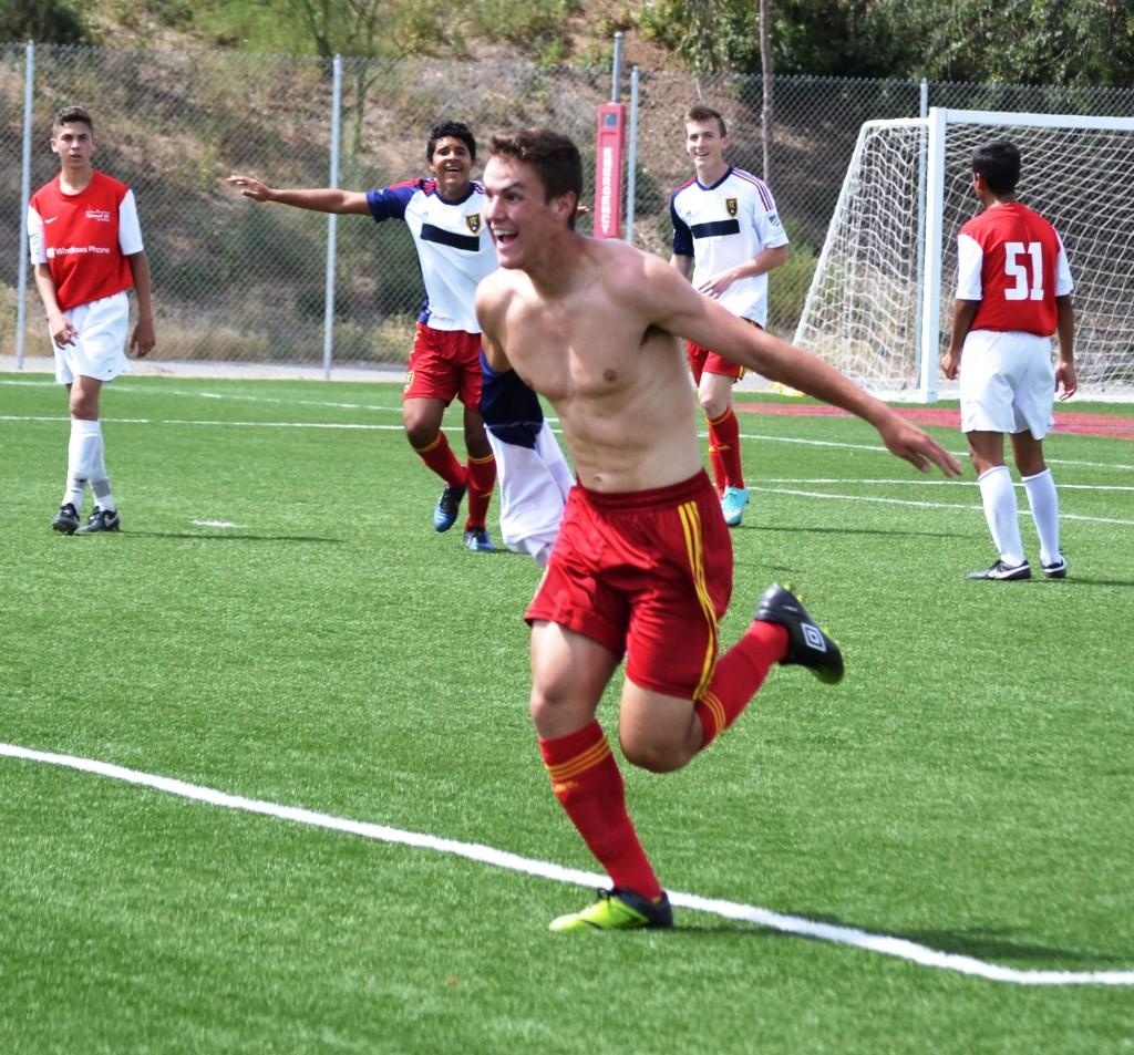 Grande Sports Academy - Arsenal FC - Leo Fuchs