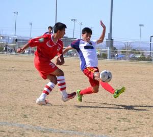RSL-AZ U-18 Elite - Danny Moreno